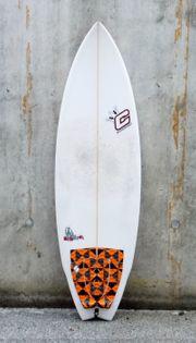 Clayton Mongrel Surfbrett mit Fishtail