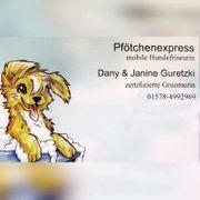 Pfötchenexpress ihr mobiler Hundefriseur