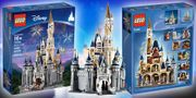 Lego Disney Schloss 71040