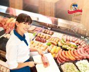 Verkäufer für Fleisch - und Wurstwaren