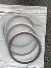 Aluminium Metallringe für KFZ Tür-Boxen