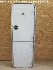 Wilk Wohnwagen Aufbautür ca 168