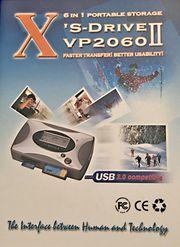 X Drive II 40 GB Speicherplatz