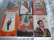 VHS Video Kassetten