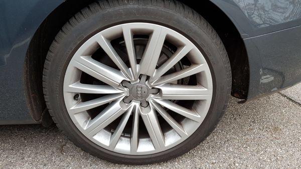 Winterkompletträder für Audi A5