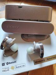 Bluetooth Kopfhörer von Sony WF-1000F