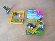 Playmobil 4794 Mädchen mit Meerschweinchen -