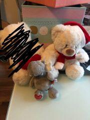 2 Teddys zu verschenken