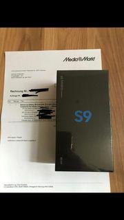 Samsung Galaxy S9 NEU