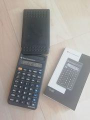 Taschenrechner Texas Instruments