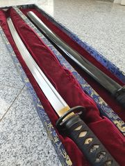 Handgeschmiedetes Samuraischwert John Lee