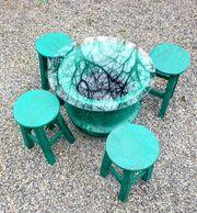Garten Sitzgarnitur