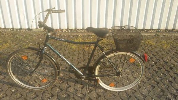 Edition Cityline Fahrrad Cityrad
