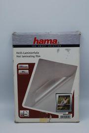 Hama Hot Laminating Film 100