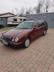 Mercedes 270 CDI Kombi fahrbereit