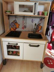 Kinder Küche von Ikea mit