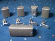 Lautsprecherboxen Canton MX