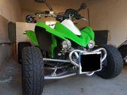 Quad ATV Kawasaki KFX 450R