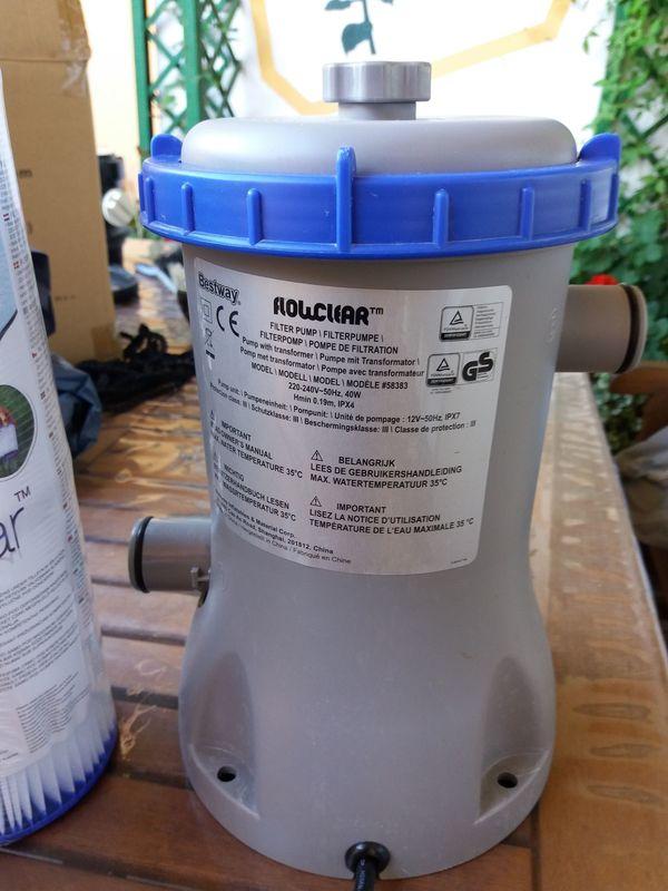 Bestway Filterpumpe Flowclear 58383