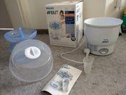 Philips Avent Sterilisator Babyflaschenreiniger