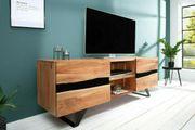 NEU TV-Board Amazonas 160cm Akazienholz