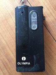 Olympia DG 601 Diktiergerät funktioniert