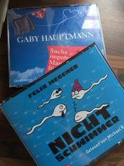 Diverse Hörbücher