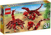 LEGO Creator 31032 rote Kreaturen