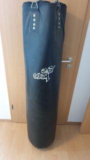 Leder-Boxsack gefüllt 30 kg 150