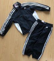 Trainingsanzug Adidas climalite - Gr 104 3-4