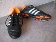 Fussballschuhe Adidas 11questra Grösse US