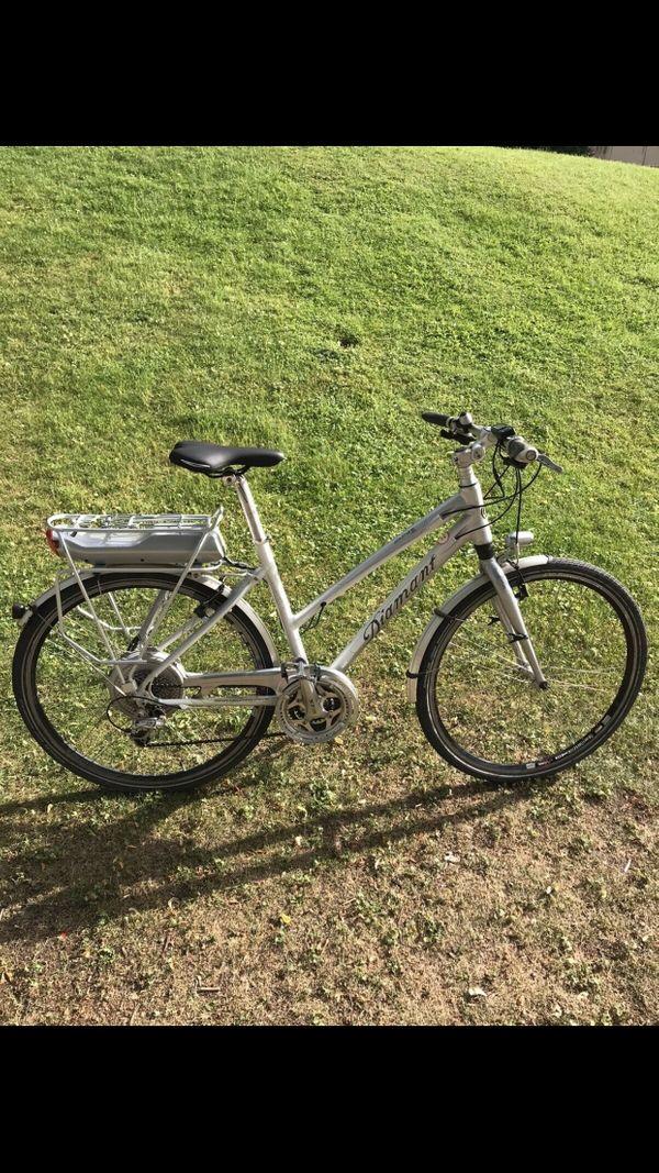 Hochwertiges E Bike Von Der Marke Diamant In Munchen Sonstige Fahrrader Kaufen Und Verkaufen Uber Private Kleinanzeigen