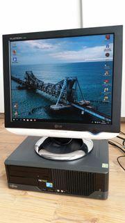 Tolles mini Flach PC Set