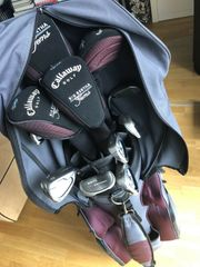 Callaway Big Bertha Golf-Komplett-Set für