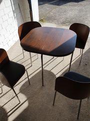 Ikea Tisch Fusion mit 4