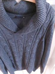 Sehr schönen Herrn Pullover getragen