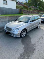 Mercedes C Klasse Kombi Fahrzeug