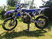 motocross yamaha yz 250 ccm