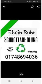 NRW Geschäftsauflösung Schrottabholung Betriebsauflösung Containerbereitstellung