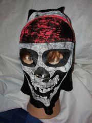 Maske Halloween Einheitsgröße - Hut mit