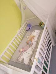 Baby bett 70 140cm