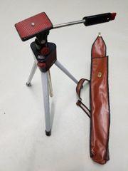 Kamera-Stativ mit Tasche