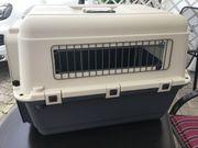 Neuwertige ANI ONE Hundetransportbox Gr