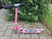 Roller Scooter Micro in Pink