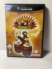 Gamecube Donkey Konga für Nintendo