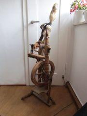 Altes Spinnrad