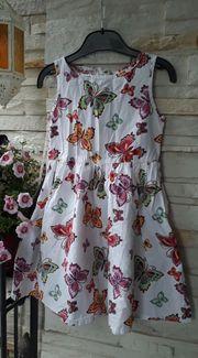 Mädchen Kleid gr 104