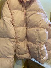 Mädchen Winterjacke Gr 146 rosa