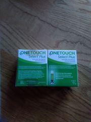 One Touch select plus - Teststreifen