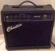 Chester PBA - 20 Gitarrenverstärker